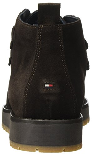 Hilfiger Bean Bottes coffee 1b Femme Tommy R1285ita Marron CdWpxq4d0w