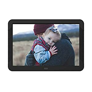 Digital Photo Frame 8 Inch NAPATEK Digital Picture Frame 1920×1080 High Resolution 16:9 FHD IPS Screen Image Preview…
