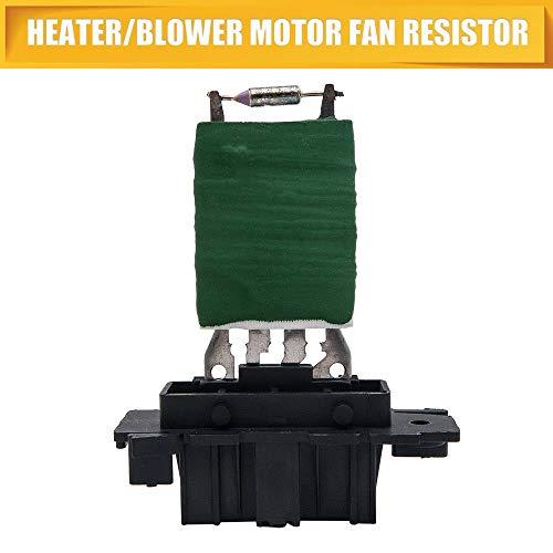 HugeAuto Heater Blower Motor Fan Resistor 13248240: