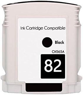 Mr Cartridge Cartucho Compatible de Tinta para Plotter HP 82 ch565 ...