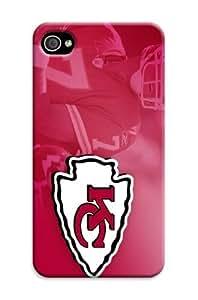 Case Cover For SamSung Galaxy S4 Mini Protective Case,Extraordinary Football Iphone 5/5S /Kansas City Chiefs Designed Case Cover For SamSung Galaxy S4 Mini Hard Case/Nfl Hard Skin for Case Cover For SamSung Galaxy S4 Mini