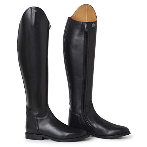 (MTN Horse Serenade Dressage Boot 39R Black)