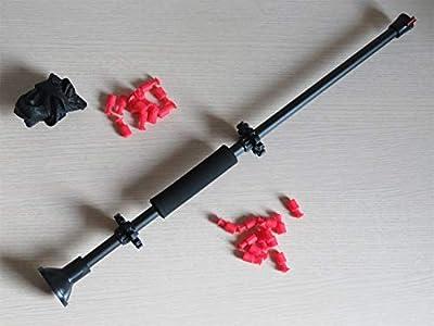 "WINGS Sporting Blowguns 48"" Blow Gun 36"" Blowgun .40c Blowgun with Darts 48 pcs?with Tactical Peep Sight, Blowgun hungting Fishing from Winmax"