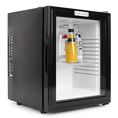 Klarstein 10005439 MKS-12 Mini-Kühlschrank / B / 169 kWh/Jahr / 47 ...