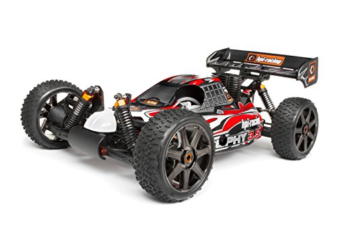 Buggy 1/8 Rtr Nitro (HPI Racing 107012 Trophy 3.5 Buggy RTR)