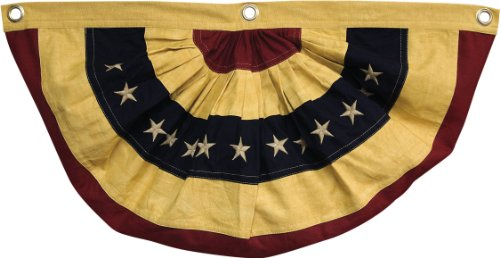 Aged Flag Bunting – Large Review