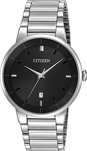 Citizen Men's Quartz Stainless Steel Watch, BI5010-59E - http://coolthings.us