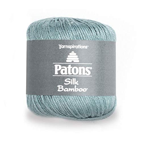 (Patons Silk Bamboo Yarn Sea)