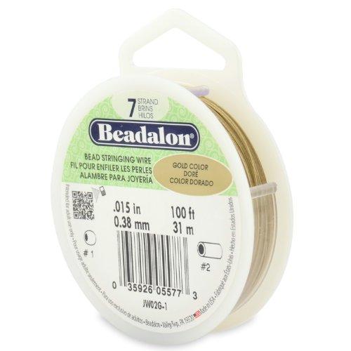 - Beadalon 7-Strand 0.015