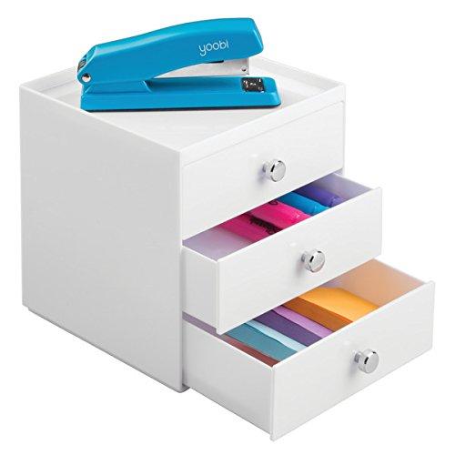 mDesign Supplies Organizer pencils Staplers