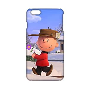 ANGLC peanuts snoopy (3D)Phone Case for iphone 4 4s case WANGJING JINDA