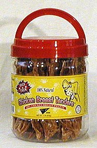 PCI Chicken Breast Tenders, 1lb. Container