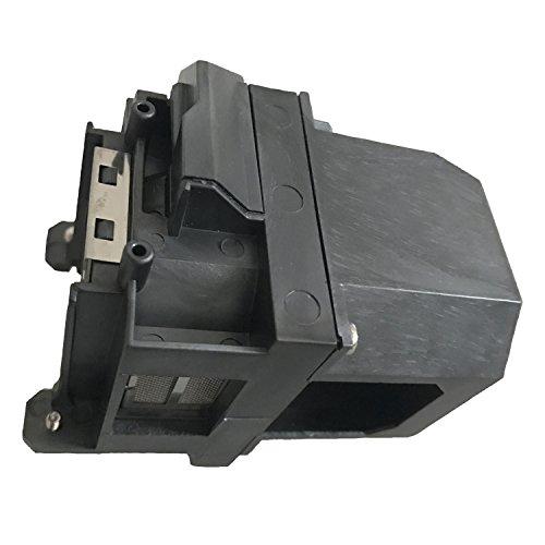 Litance Projector Lamp Replacement for Epson ELPLP53/ V13H010L53, PowerLite 1830, PowerLite 1915, PowerLite 1925W, VS400, EB-1925W, EB-1920W, EB-1910, EB-1830, EB-1900 by Litance (Image #5)