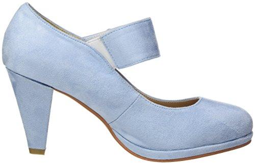 Andrea Conti 0592580 - Tacones Mujer Azul (Hellblau)