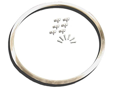 Vance Stainless Steel Sink Frame (Hudee Rim) for 18 inch Round sink, 2S418RDS