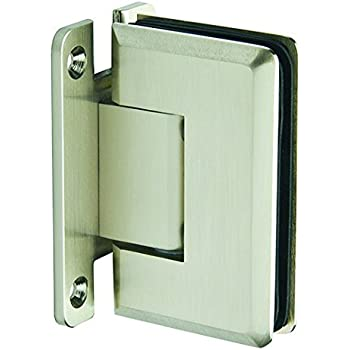 Rockwell Adjustable Beveled Corner Shower Hinge H Type