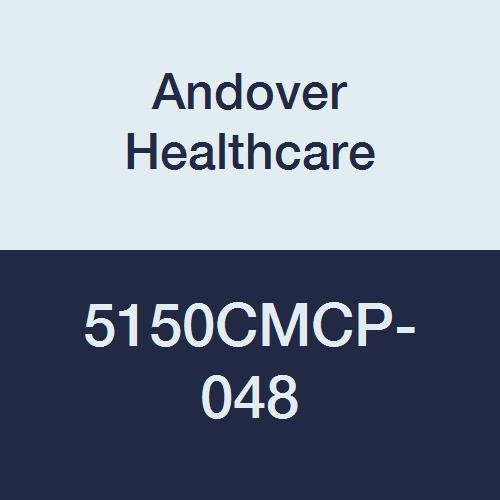 Andover Healthcare 5150CMCP-048 Coflex NL Self-Adherent Wrap, 15' Length, 1.5'' Width, Hand Tear, Camouflage Print, Light Dark & Black Camo Print in Pink Blue Lavender & Orange, Latex Free (Pack of 48) by Andover Healthcare