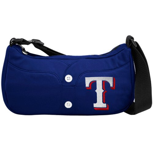 MLB Texas Rangers Royal Blue Jersey Purse
