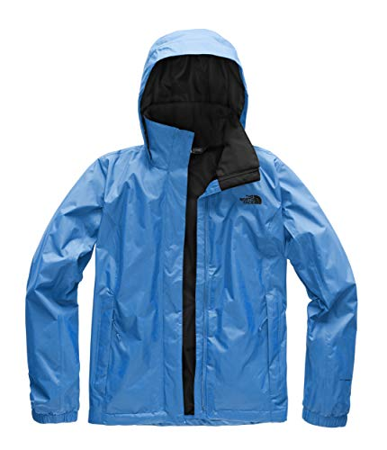 The North Face Women's Resolve 2 Jacket - Bomber Blue & TNF Black - XXL (North Face Bomber)