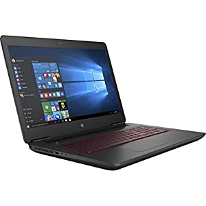 "LGI 2017 HP Omen 17 Kaby Lake(Intel i7-7700HQ, 1TB + 512GB NVMe SSD, 16GB RAM, 17.3"" UHD 4K, NVIDIA GeForce GTX 4GB GDDR5, AC Bluetooth, Windows 10) - 17.3"" Ultra HD Gaming Notebook PC Computer"