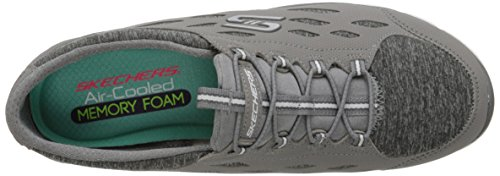 Big Gratis Grey It Fashion Sport Hit Sneaker Skechers wSxBZIqn5