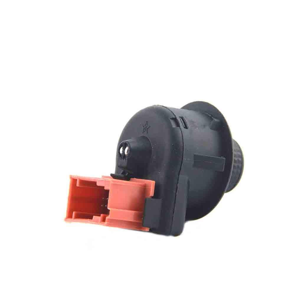 Runme Pieghevole auto elettrica specchio retrovisore laterale-Button Control Switch pulsante di ricambio per Citroen Xsara Picasso