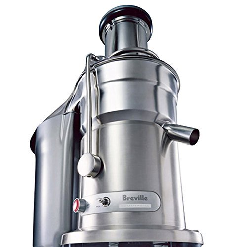 Cheap Sturdy Stainless Steel Construction Die Cast Juice Fountain Elite Juice Extractor, 1000-1500 Watts Dual-Speed Motor, Silver