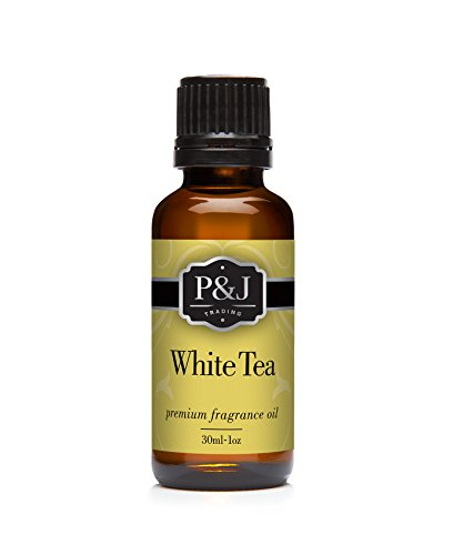 White Tea Perfume Oil - White Tea Fragrance Oil - Premium Grade Scented Oil - 30ml