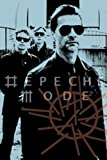 Licenses Products Depeche Mode Blue Photo Magnet