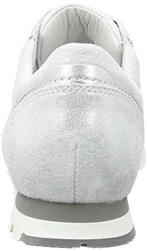 Weiß silber Rosa Weiß Weiss Semler Sneakers Femme x7gOIzq