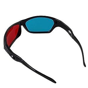 3D Sunglasses Red/blue