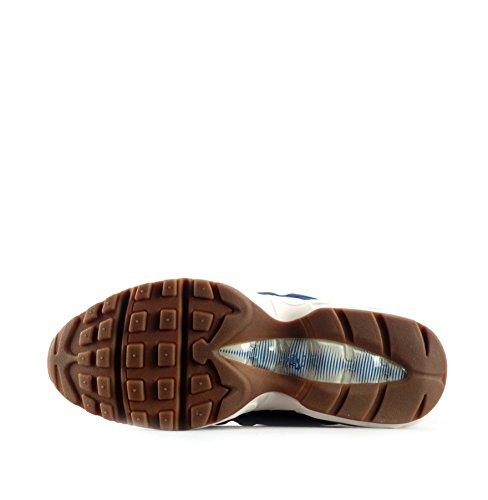 Nike 307960-400, Zapatillas de Trail Running para Mujer Azul (Coastal Blue / Coastal Blue-Midnight Navy)