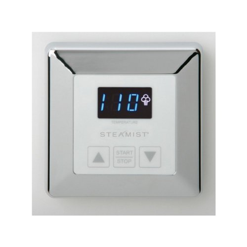 Steamist SMC-150-BN Time/Temperature Control, Brushed Nickel