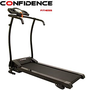 Confidence GTR Power Pro Motorized Electric Treadmill with adjustable incline by Confidence Sports