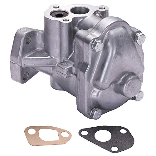 AUTOMUTO High Pressure Oil Pump M128 Fit 1986-2009 Ford Ranger Mazda B4000 Mercury 2.9L 4.0L V6 SOHC 12v