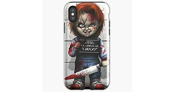 chucky the devil iphone case