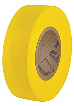 Biodegradable Flagging Tape, Yellow, 100ft