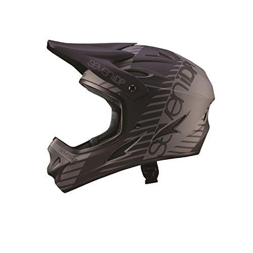 - 7iDP M1 Helmet Tactic MATT Black/Graphite L (58-60CM)