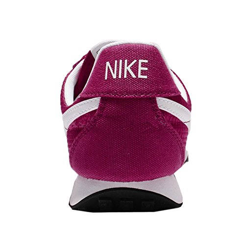 Nike Womens Pre Montreal Racer Vintage Textile Trainers Sport Fuchsia White