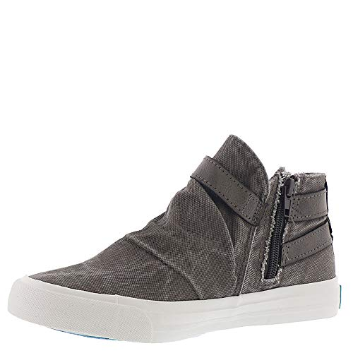 Women's Canvas Grey Blowfish Stone Mondo Fashion Sneaker Smoked HwwdSp