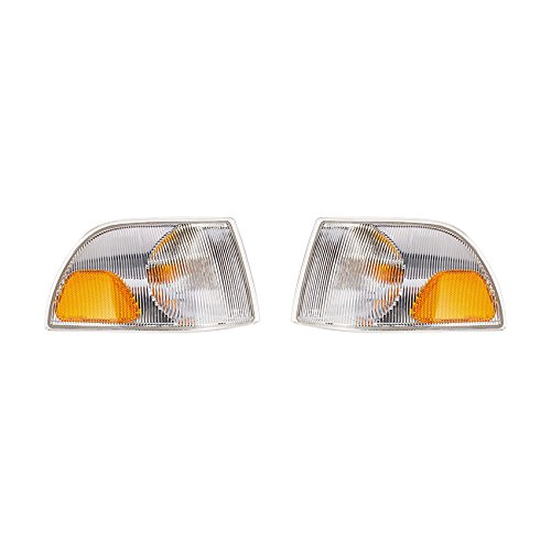 NEW TURN SIGNAL LIGHT PAIR FITS VOLVO S70 1998 1999 2000 VO2520101 VO2521101 94831856 9483185-6 9483184-9 94831849
