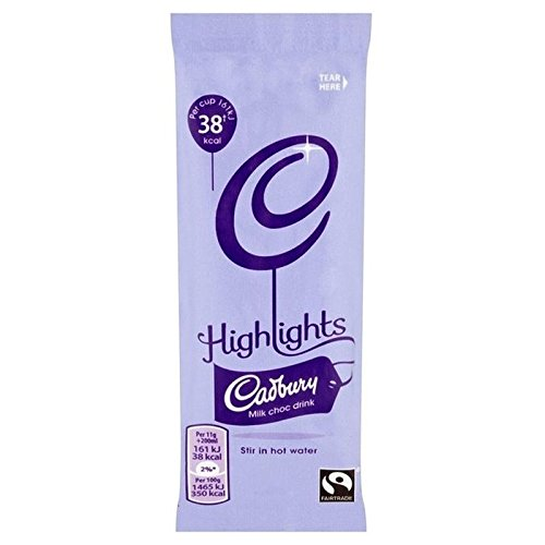 Cadbury Highlights Milk Stick Pack 11g - Pack of 6