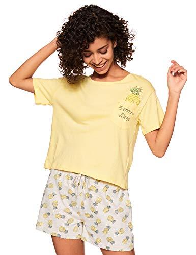 Amazon Brand – Eden & Ivy Women Pyjama Set
