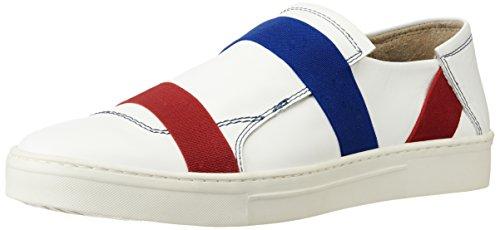 Fonti Men's White Formal Shoes