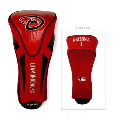 - Team Golf MLB Arizona Diamondbacks Golf Club Single Apex Driver Headcover, Fits All Oversized Clubs, Truly Sleek Design