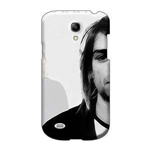 Protective Cell-phone Hard Cover For Samsung Galaxy S4 Mini (eTD22152DTwE) Provide Private Custom Lifelike Kurt Cobain Image