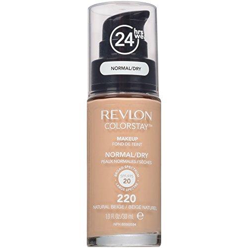 Revlon ColorStay Makeup For Normal/Dry Skin, Natural Beige