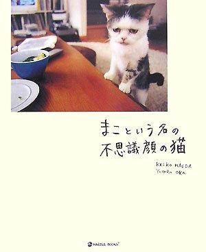 まこという名の不思議顔の猫 (MARBLE BOOKS)