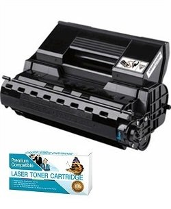 Ink Now Premium Compatible Konica-Minolta Black Toner A0FP012 for PagePro 5650EN Printers 19000 yld ()