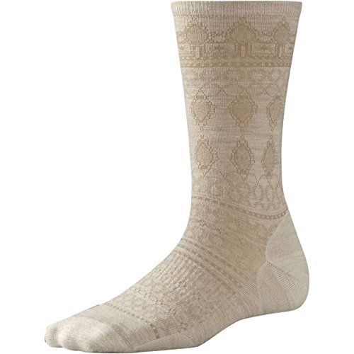 Smartwool Trio 1 Sock - Women's Natural Heather Medium